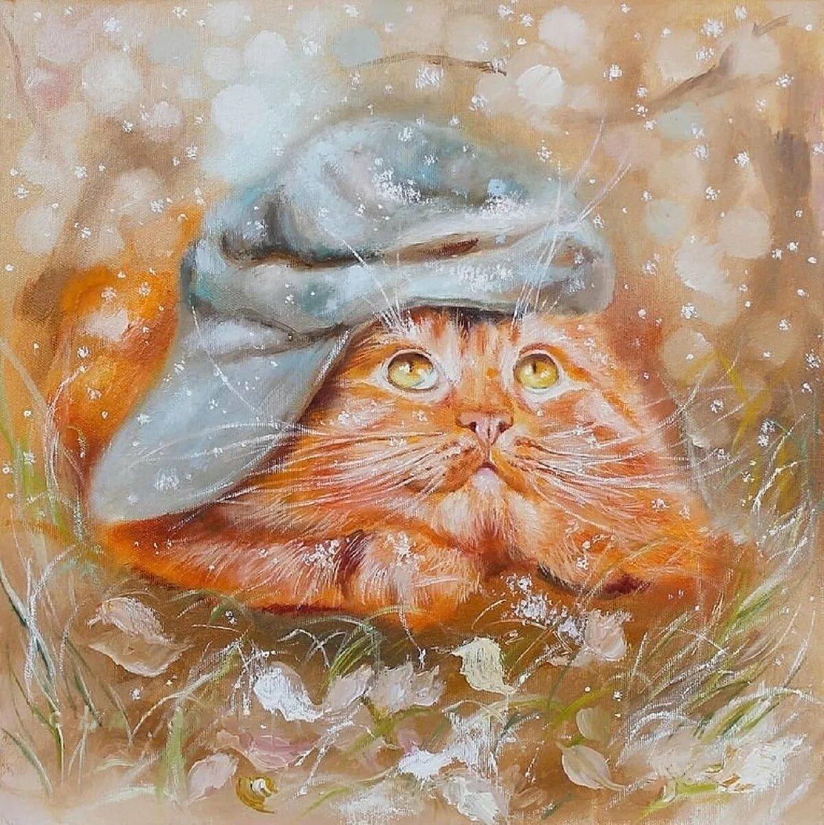его теплая картинка рисунок открытки весна