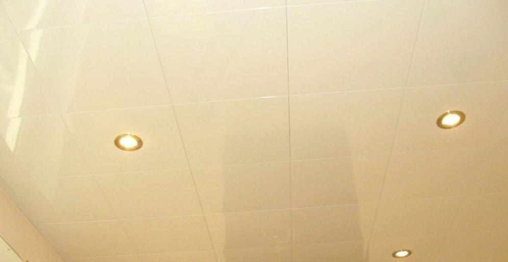 Кассетный потолок №38