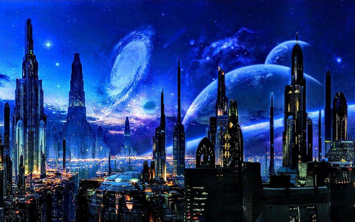 Космос и его будущее картинки