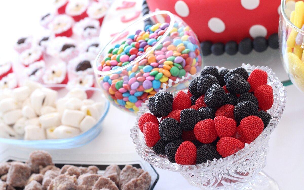 Фотки со сладостями