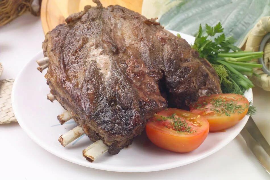 блюда из кабана рецепты с фото первый