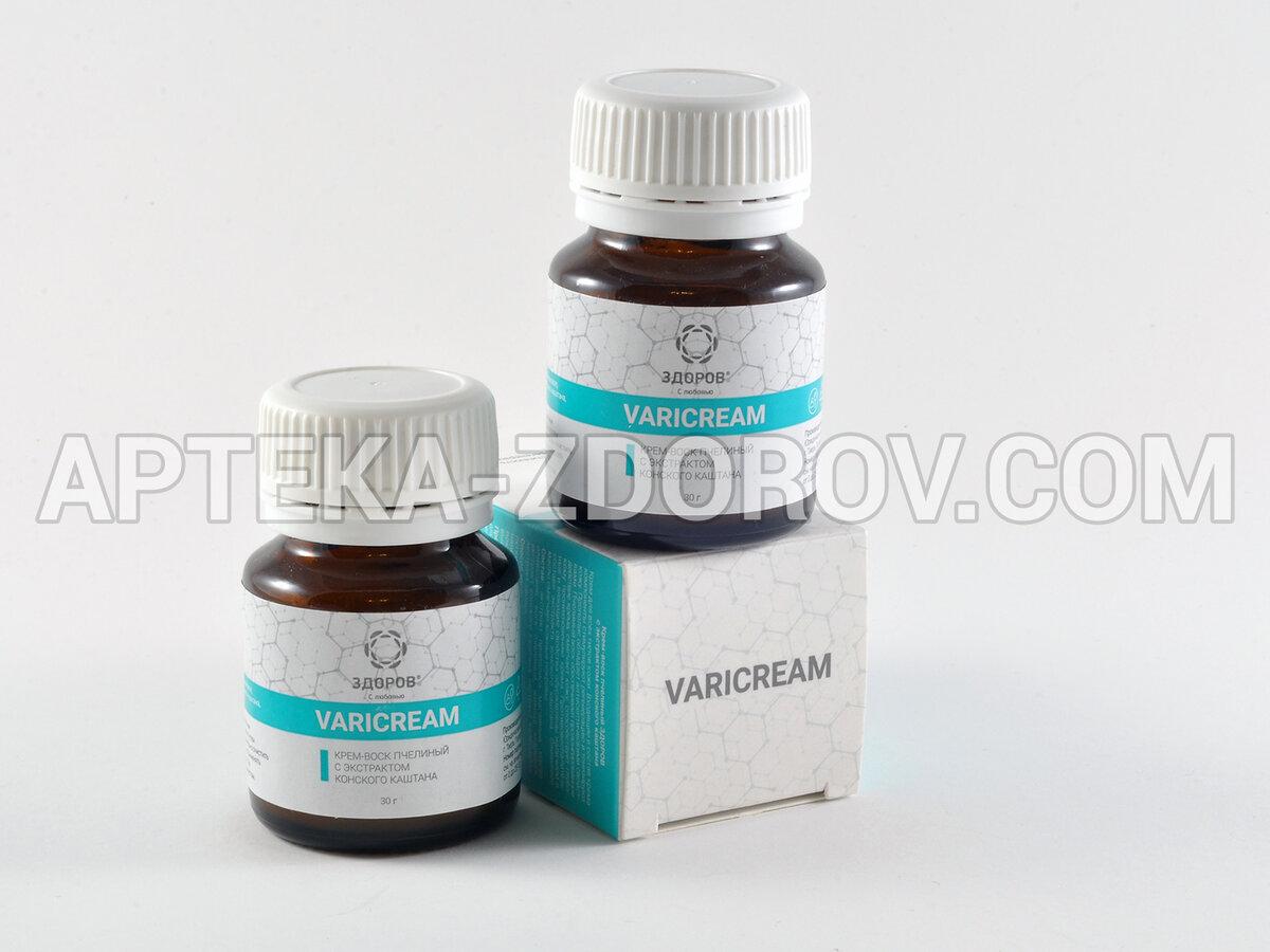 VARICREAM от варикоза в Тернополе