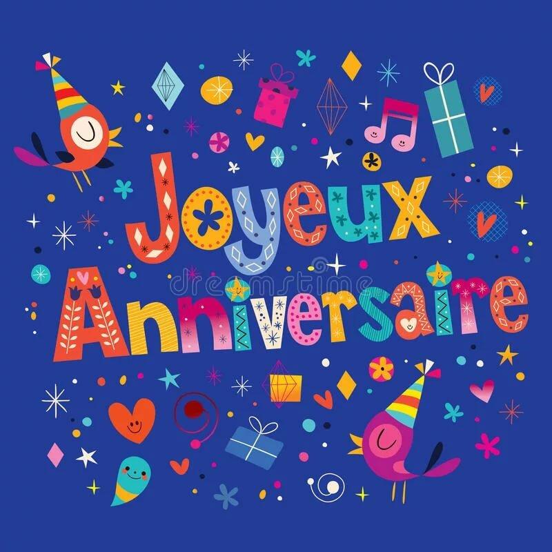 аватарок был открытка для поздравления по французски отдельные части