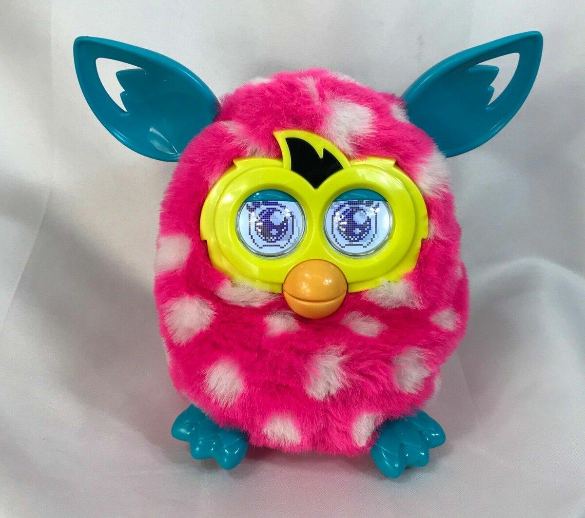 Интерактивная развивающая игрушка Furby в Никополе