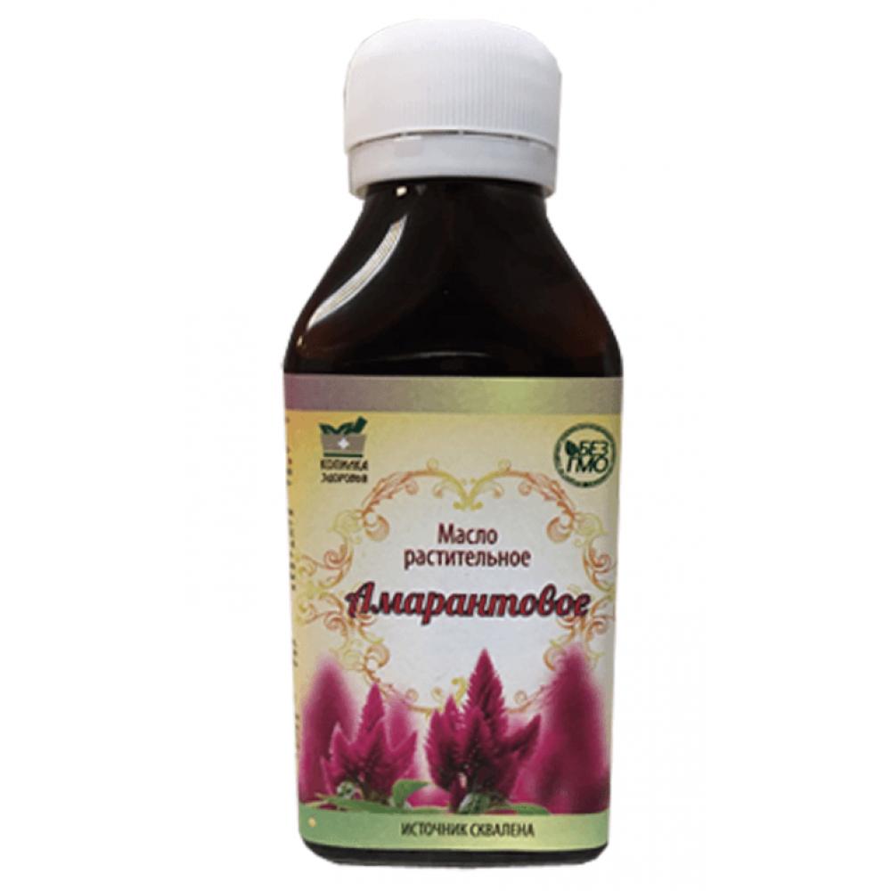 Амарантовое масло от гипертонии в Бузулуке