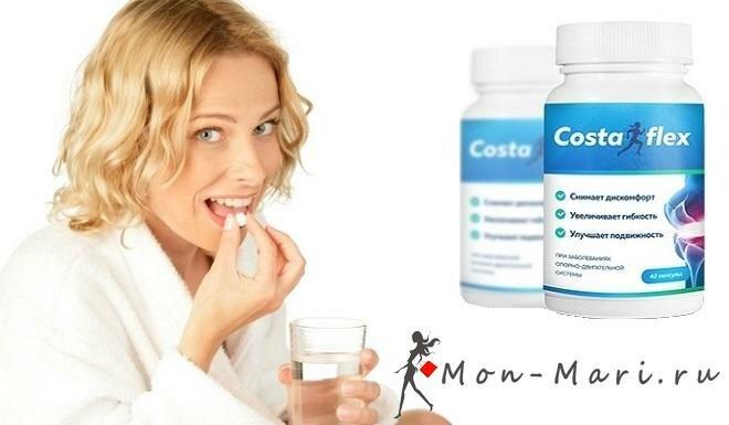 Costaflex - для суставов в Нефтеюганске