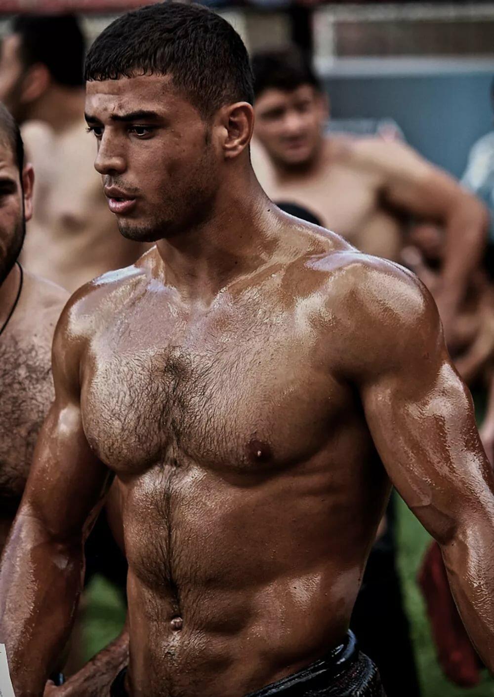 Nude Gay Wrestling