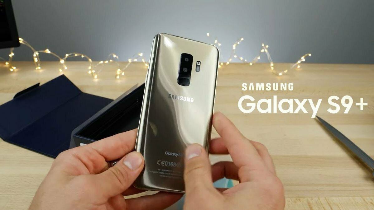 Копия Samsung Galaxy S9 Plus в Могилёве