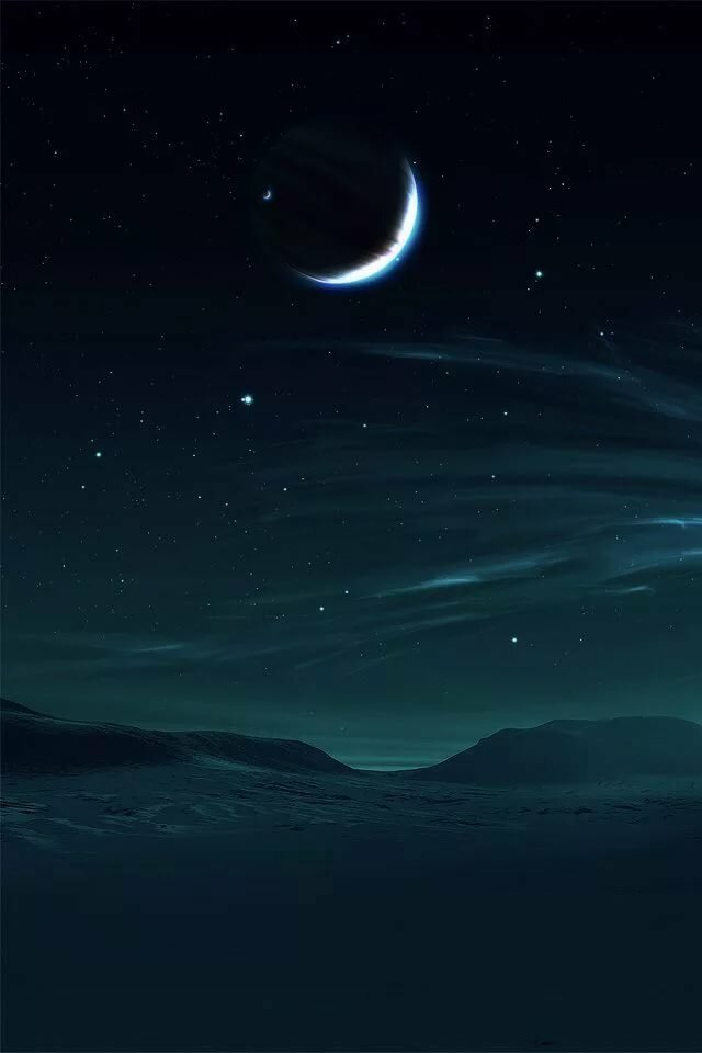 Картинки на телефон ночь