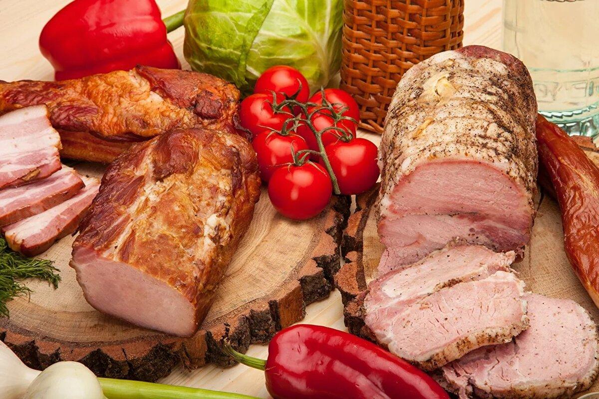 Картинки колбасы и деликатесы