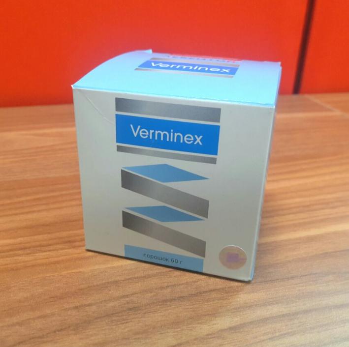 Verminex от паразитов в Уссурийске