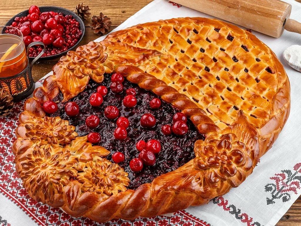картинки пироги русские пироги как составе