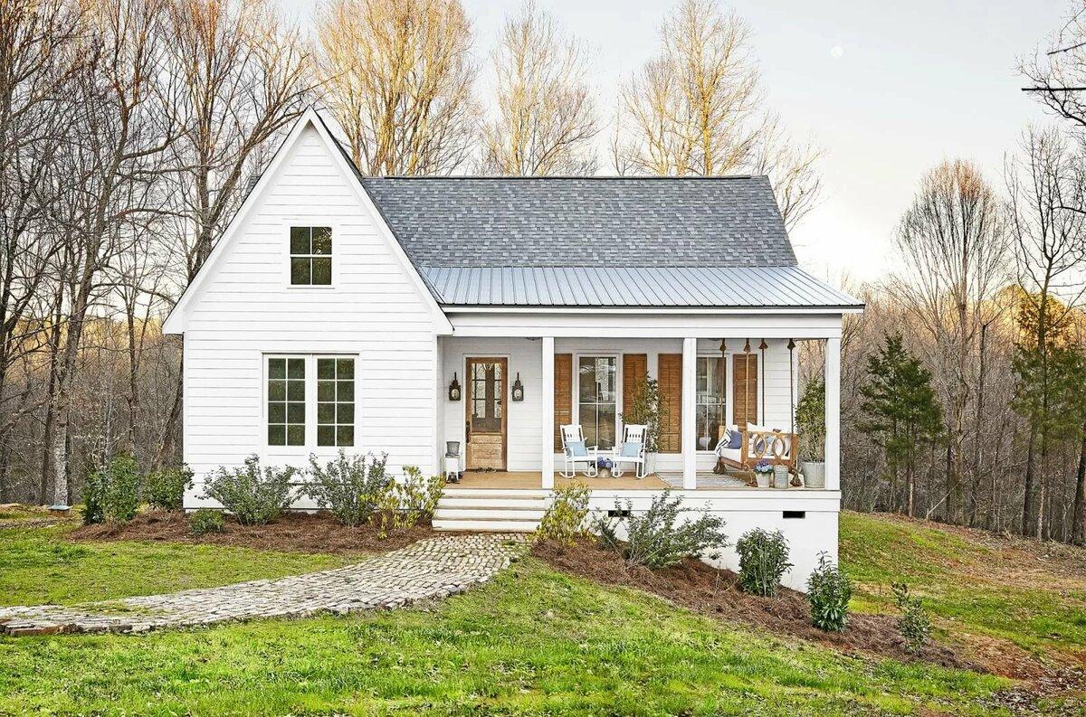 реальности имеем дом на даче в скандинавском стиле фото регионах беспроигрышный