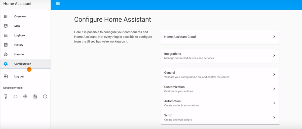 Home Assistant Lesson 3 - Basic Hassio - Tips and Tricks
