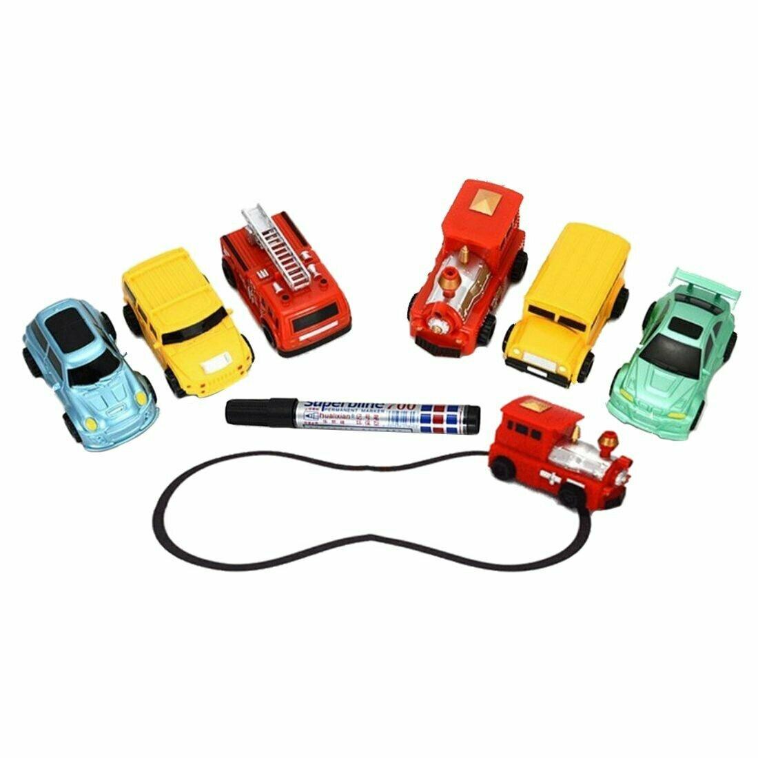 Inductive car - инновационная игрушка