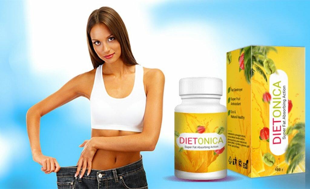 DIETONICA для похудения в Мытищах