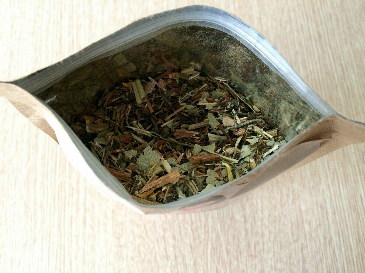 Монастырский сердечный чай в Петропавловске-Камчатском