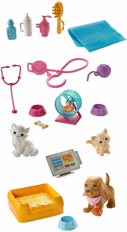 картинки игрушек барби с кошками зимний пейзаж
