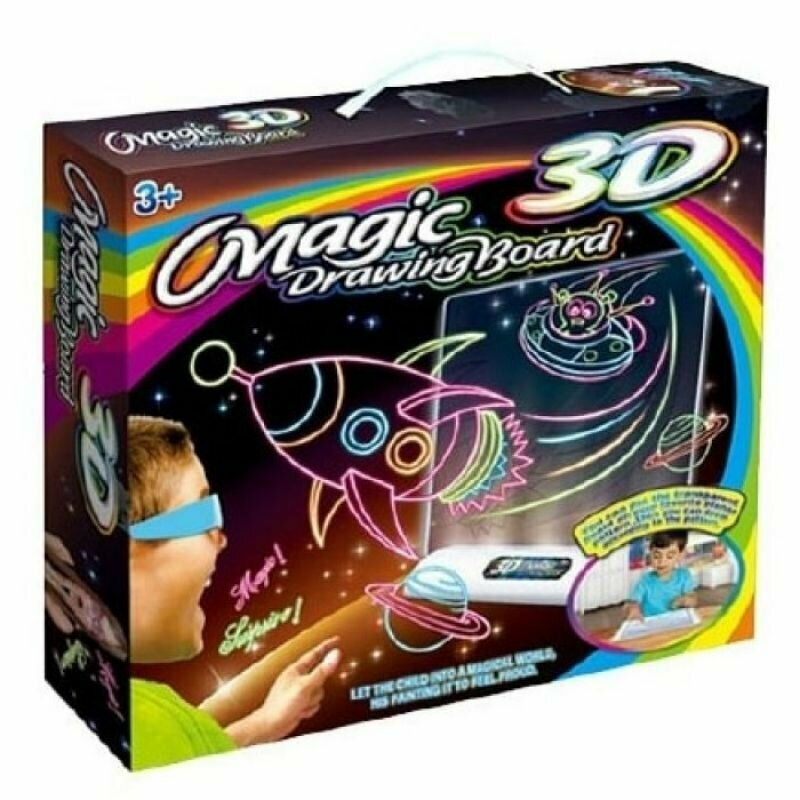Magic 3D Drawing Board в Петропавловске-Камчатском