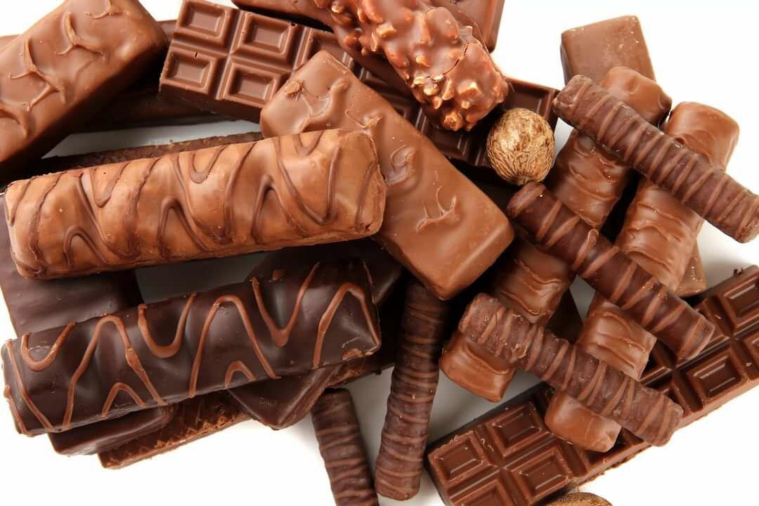 Картинка шоколадка шоколад