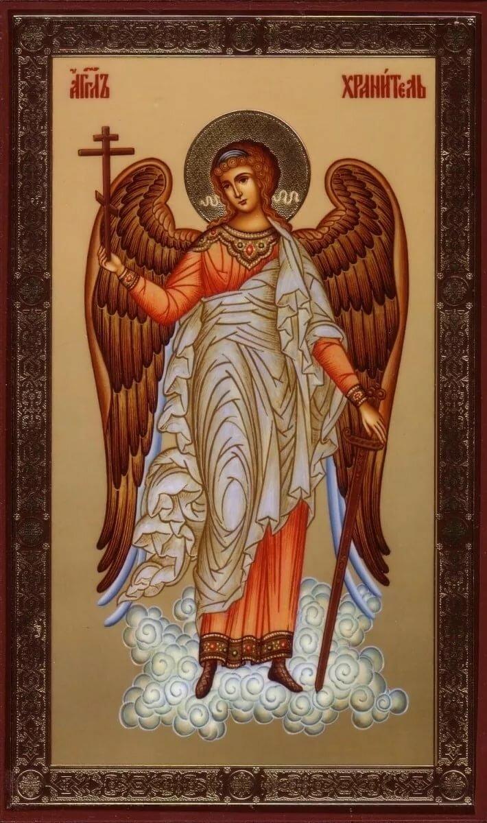 самотечный фотографий иконы ангелов спокойно воспринимается