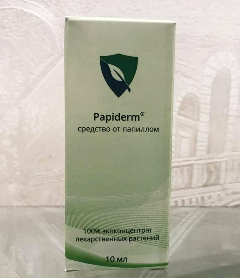 Papiderm от папиллом в Нефтекамске