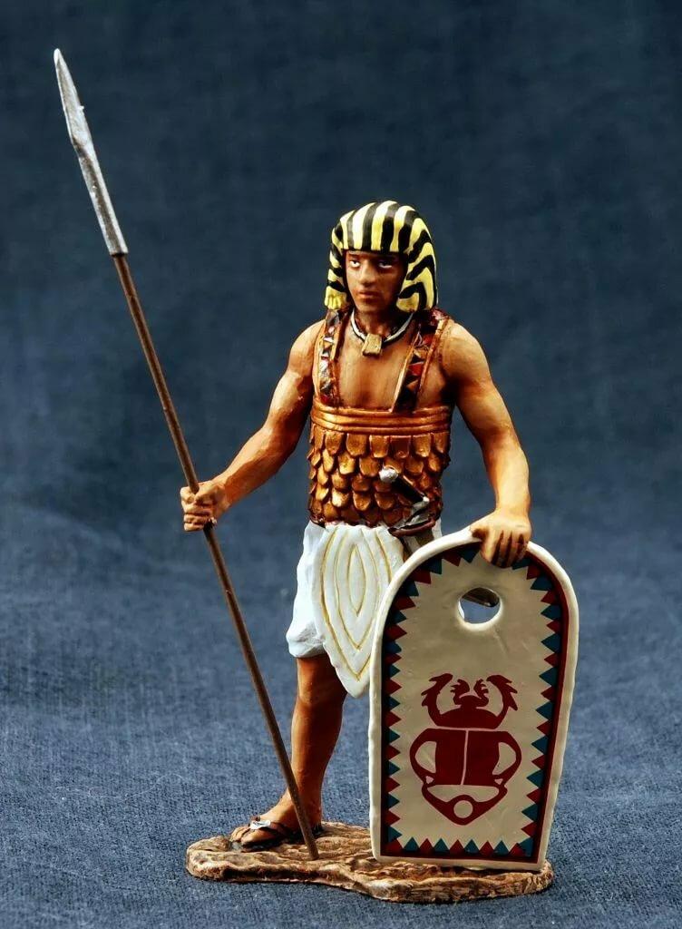картинки египетского воина личный