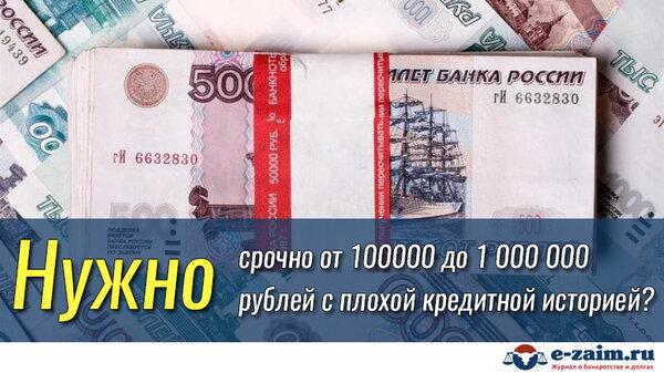 кредит под залог банк москвы