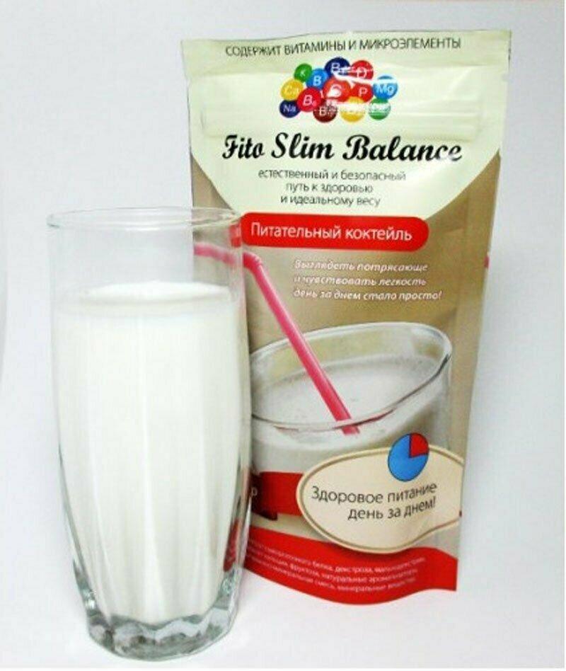 Fito Slim Balance - коктейль для похудения в Щёлково