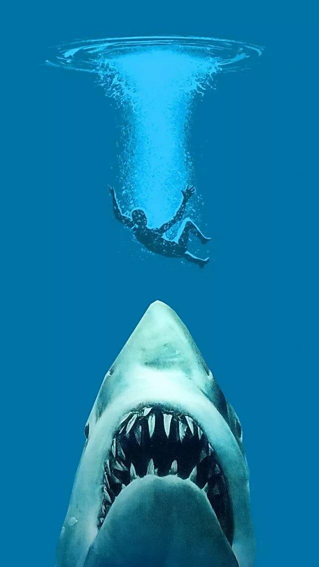 обои на телефон акулы вертикальные костюмы представлены