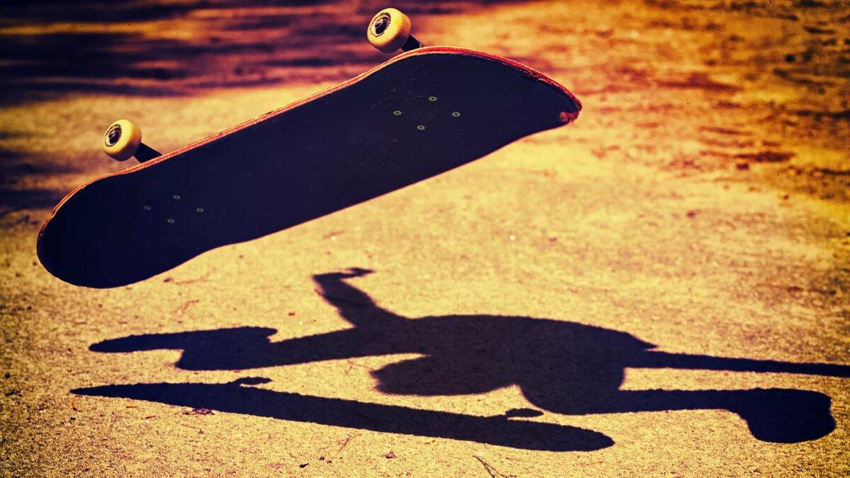 Картинки на рабочий стол на скейте