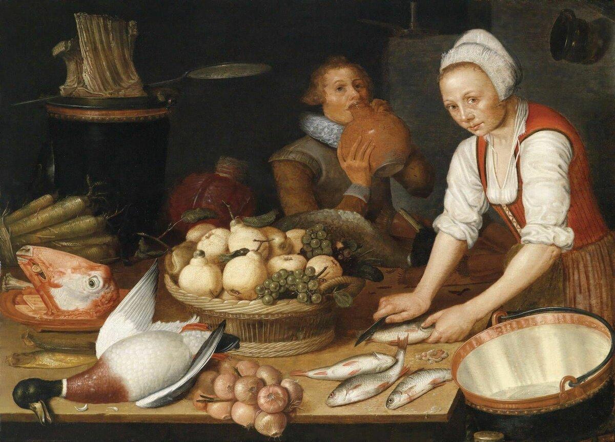 для еда в средние века в россии обязано