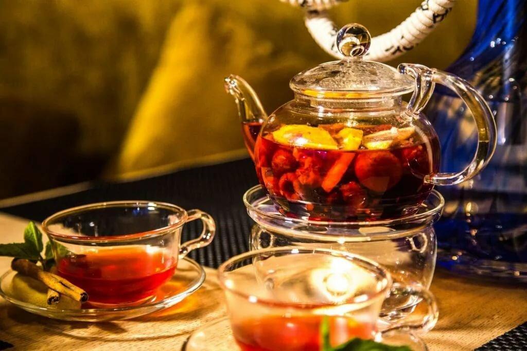 Картинки чай с фруктами