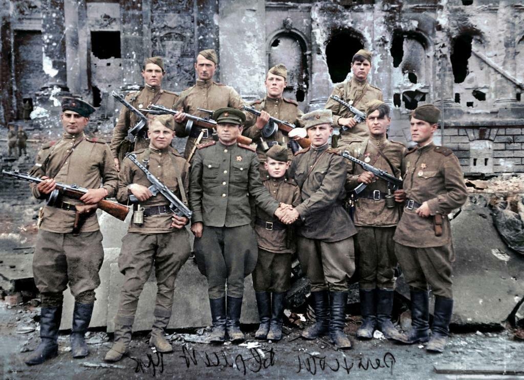 Смотреть картинками что было на войне
