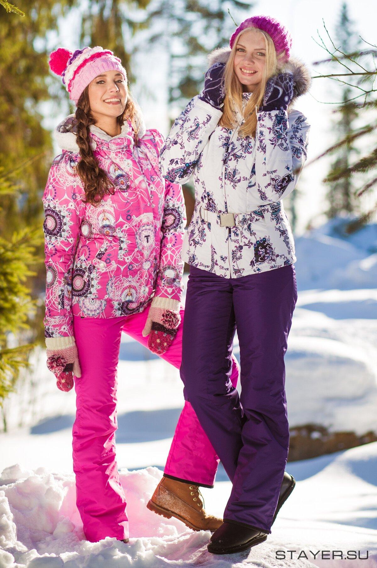 Одежда для зимы картинки