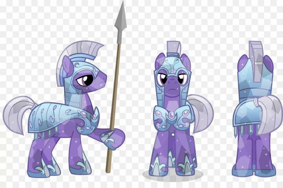 Королевская пони картинки стиль