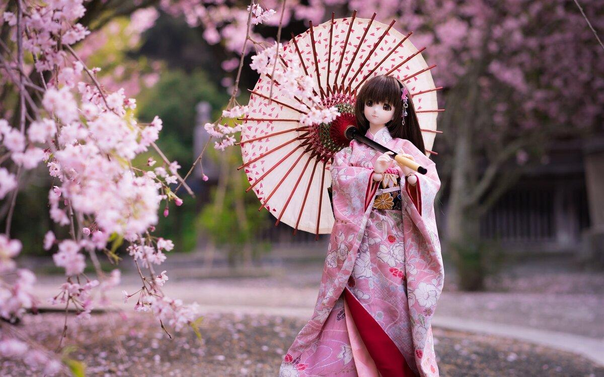 Картинки девочка япония