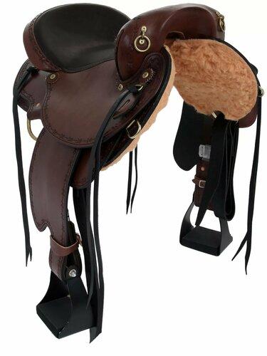 древнее седло для лошади