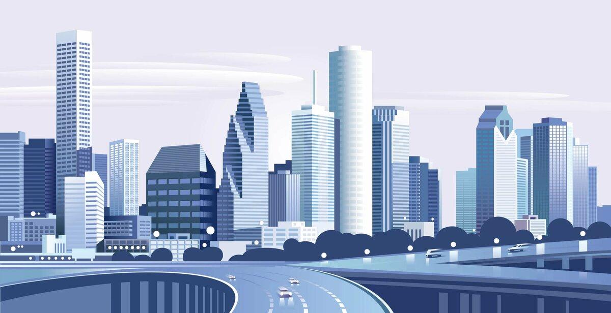Картинки для презентаций город