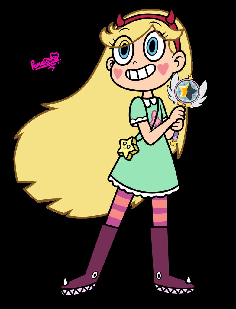 Рисунки звездная принцесса и силы зла