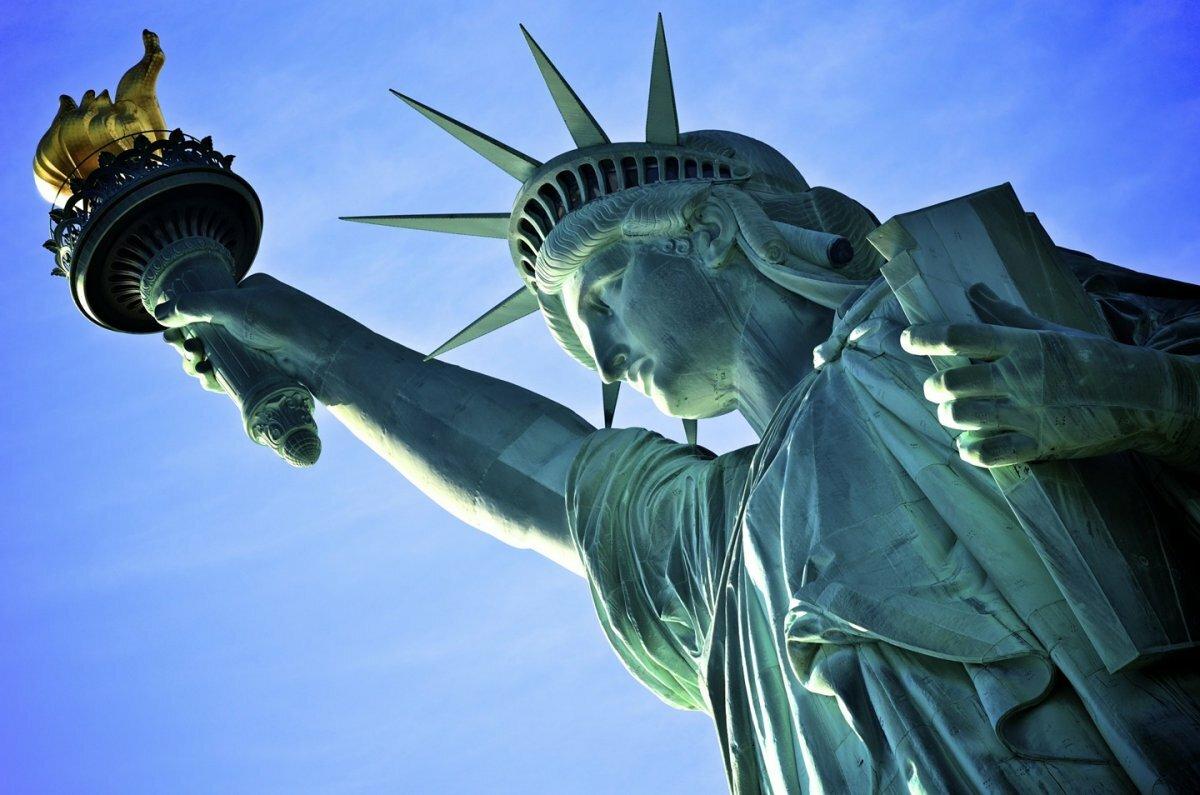 факты, как большие картинки статуи свободы острую капусту