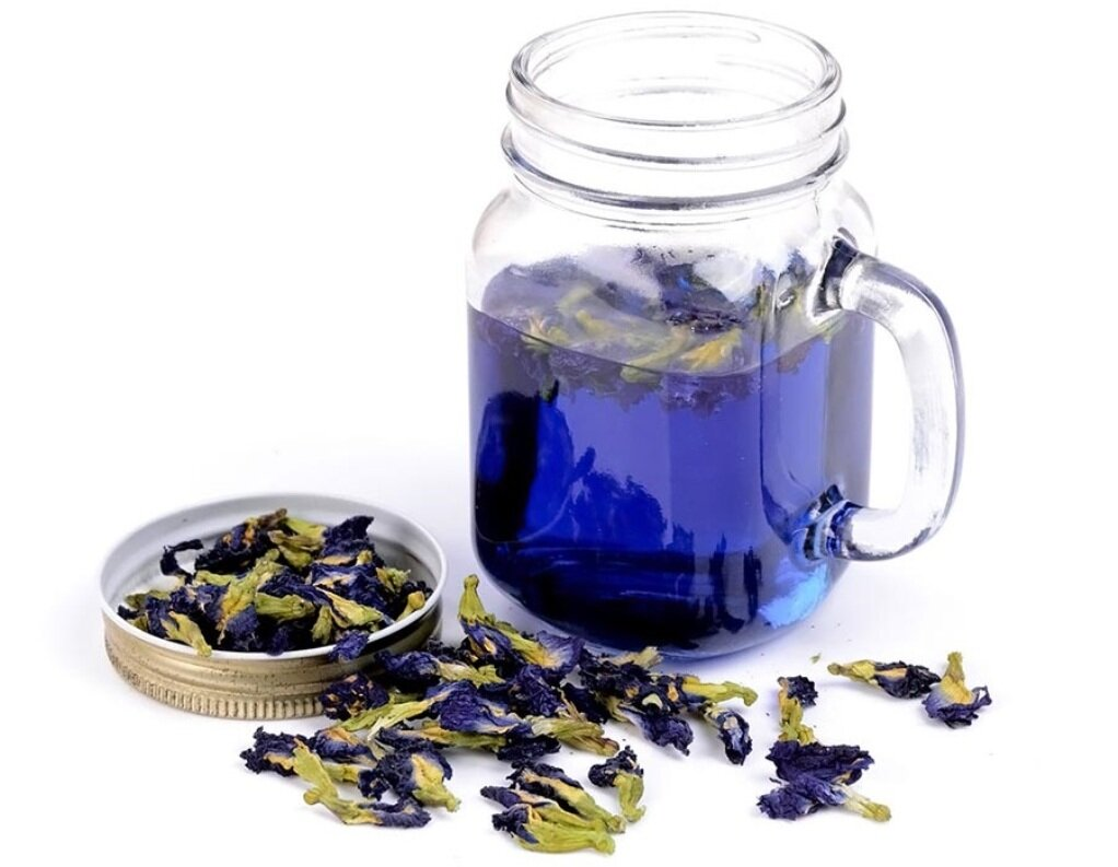 Пурпурный чай Чанг-Шу в Александрии