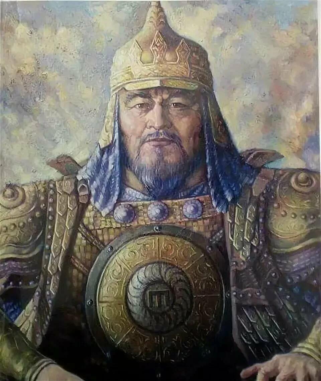 ЧИНГИСХАН БЫЛ КЫРГЫЗОМ, А СОВРЕМЕННЫЕ МОНГОЛЫ БЫЛИ - ОЙРАТАМ