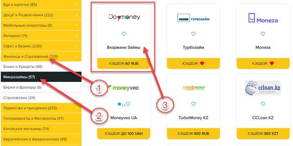 заявка во все банки на кредит онлайн самара
