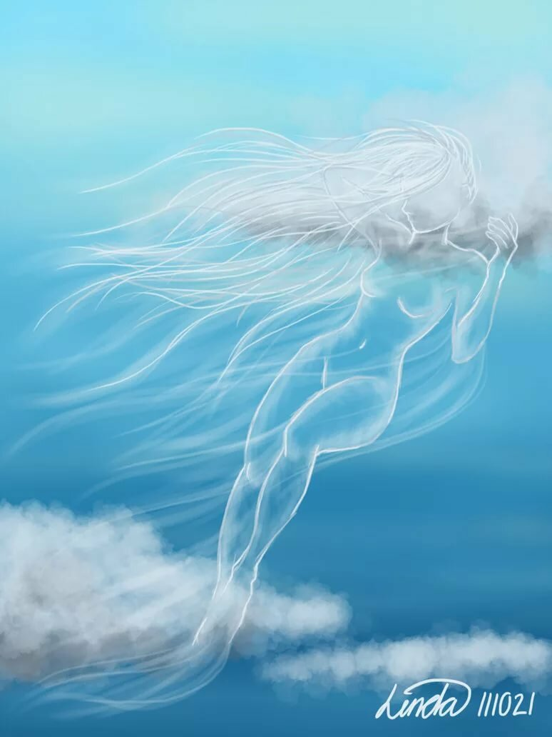 енотовую картинки ветра и воды собой