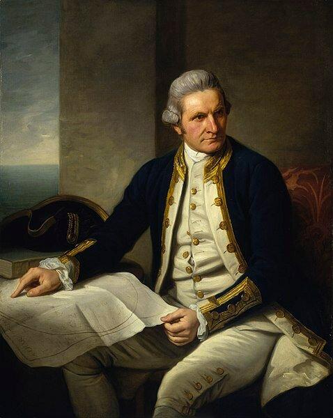 30 июля 1768 года началось первое кругосветное путешествие капитана Джеймса Кука