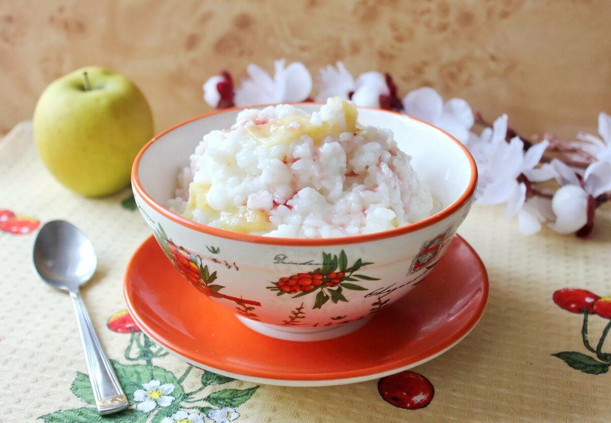 Рисово Молочная Диета. Диета — 7 каш