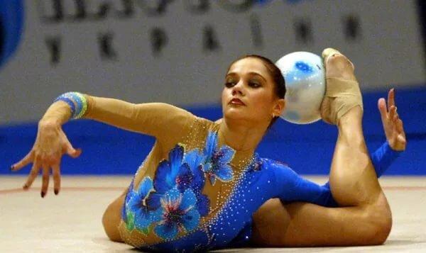 российские художественные гимнастки фото данный момент