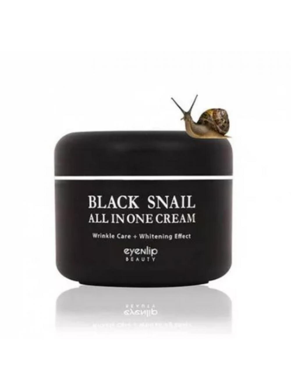 Black Snail черный улиточный крем в Павлодаре