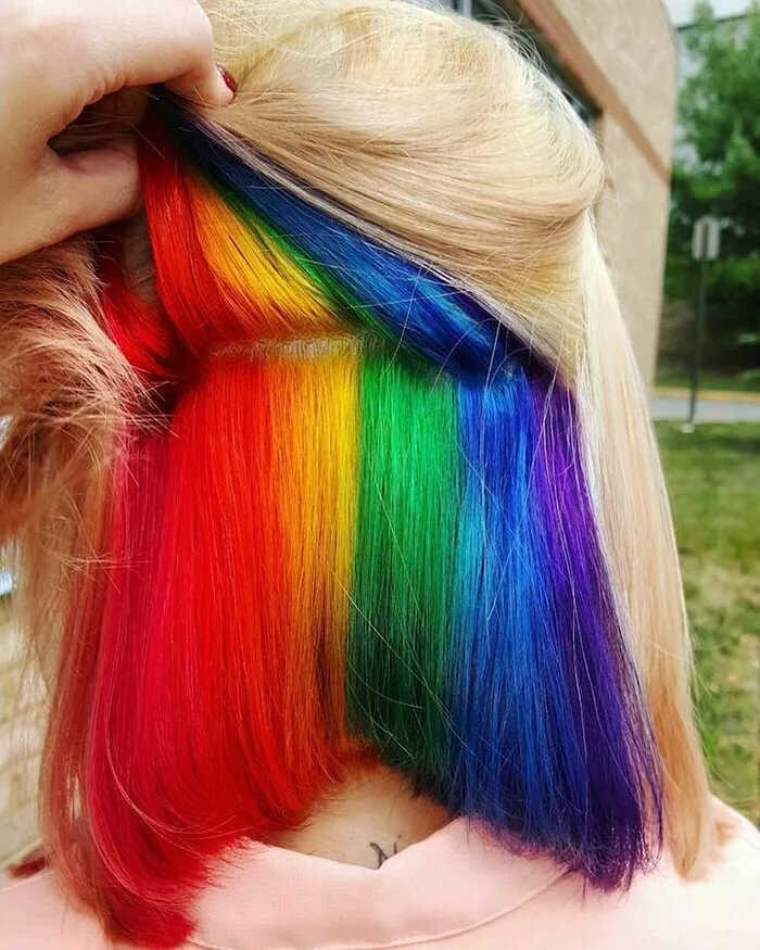 Краска для волос прикольные картинки, новым